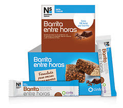 NS BARRITAS ENTRE HORAS CHOCOLATE